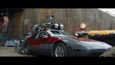 La Pontiac Fiero ''truccata'' di Fast & Furious 9