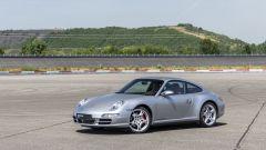 La Porsche 911 Carrera 4S (Typ 997)