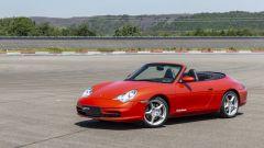 La Porsche 911 Carrera Cabriolet (Typ 996)