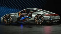 La Porsche 911 del futuro: soprattutto dentro