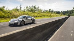 La Porsche 911 GT2 RS: la 911 più potente di sempre