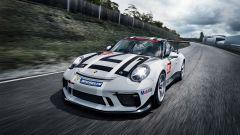 La nuova Porsche 911 GT3 al Salone di Parigi 2016