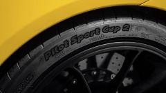 La Porsche 911 GT3 ha ottenuto il suo best lap con gomme Michelin Pilot Sport Cup 2 N1