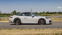 La Porsche 911 Targa 4 GTS (Typ 991)