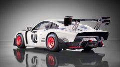 La Porsche 935 Moby Dick adesso è spinta dal 3.8 boxer da 700 CV