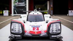 La Porsche per la 24h di Le Mans