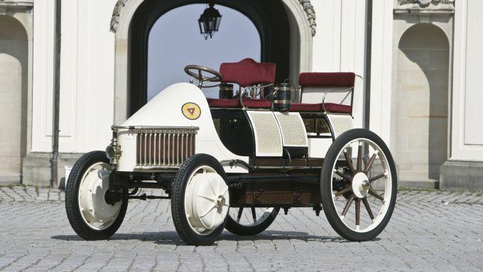 La Porsche Semper Vivus
