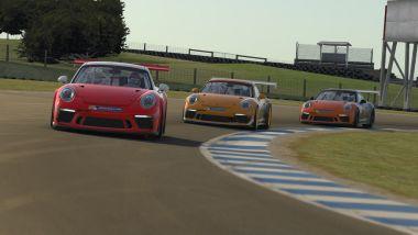 La Porsche Supercup su iRacing
