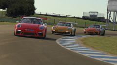 iRacing e Porsche insieme per un campionato da 100.000 dollari
