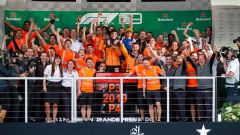 La poverata McLaren