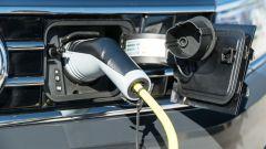 La presa anteriore per la ricarica di Volkswagen Passat Variant Hybrid Plug-In GTE