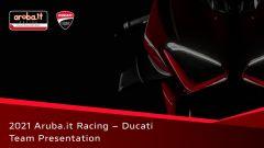 Presentato il team Ducati Aruba.it di Redding e Rinaldi - Immagine: 2