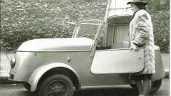 La prima elettrica del Leone: Peugeot VLV
