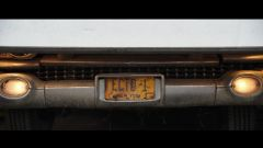 La prima scena del trailer in cui compare la Ecto-1