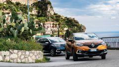 La promozione di Renault Captur si applica al modello 2019