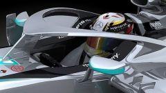 La proposta HALO firmata Mercedes