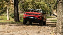 La prova della Jeep Compass 4xe Trailhawk