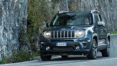 La prova della Jeep Renegade 4xe Limited plug-in hybrid