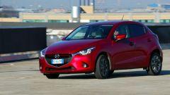 La prova della Mazda2 diesel con il 1.5 da 105 cv