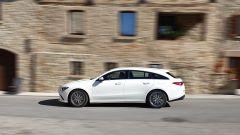 La prova della Mercedes CLA Shooting Brake 200 d Sport