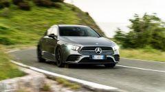 Mercedes A180d Diesel: prova, opinioni, interni, prezzo