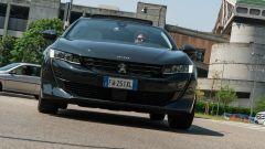 La prova della nuova Peugeot 508 SW 2019