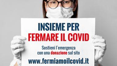 La raccolta fondi per l'emergenza coronavirus di ASI e ANCI