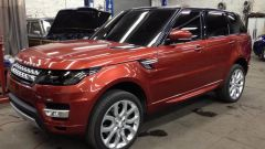 Range Rover Sport 2014 a nudo - Immagine: 1