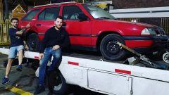 La rara Alfa Romeo 33 Sportwagon
