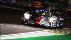 La Rebellion Williams #01 nella notte della Virtual 24h Le Mans