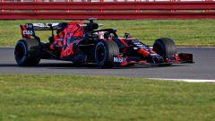 Red Bull RB16, shakedown a Silverstone il 12 febbraio