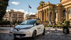 La Renault Zoe permette di percorrere fino a 400 km
