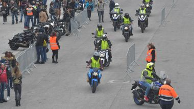 La Riding Experience dei Roma Motodays 2019