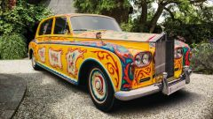 La Rolls-Royce Phantom V di John Lennon torna a Londra