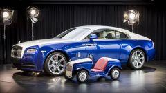 Rolls-Royce SRH: la prima Rolls elettrica è per bambini [VIDEO] - Immagine: 1