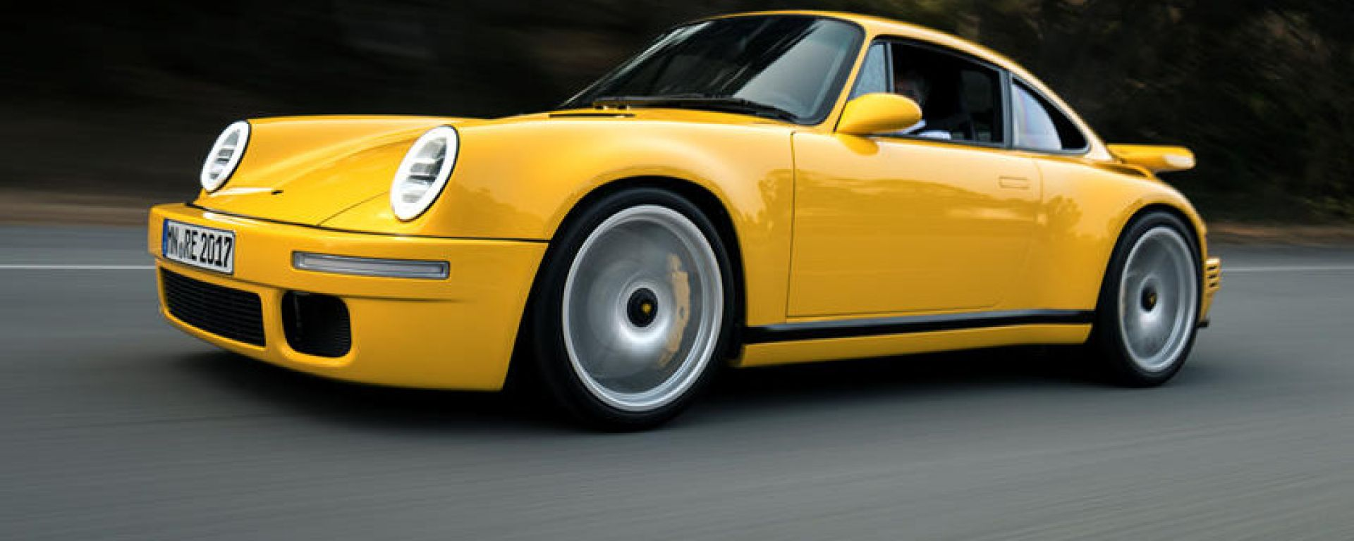 La RUF Yellowbird del 2017