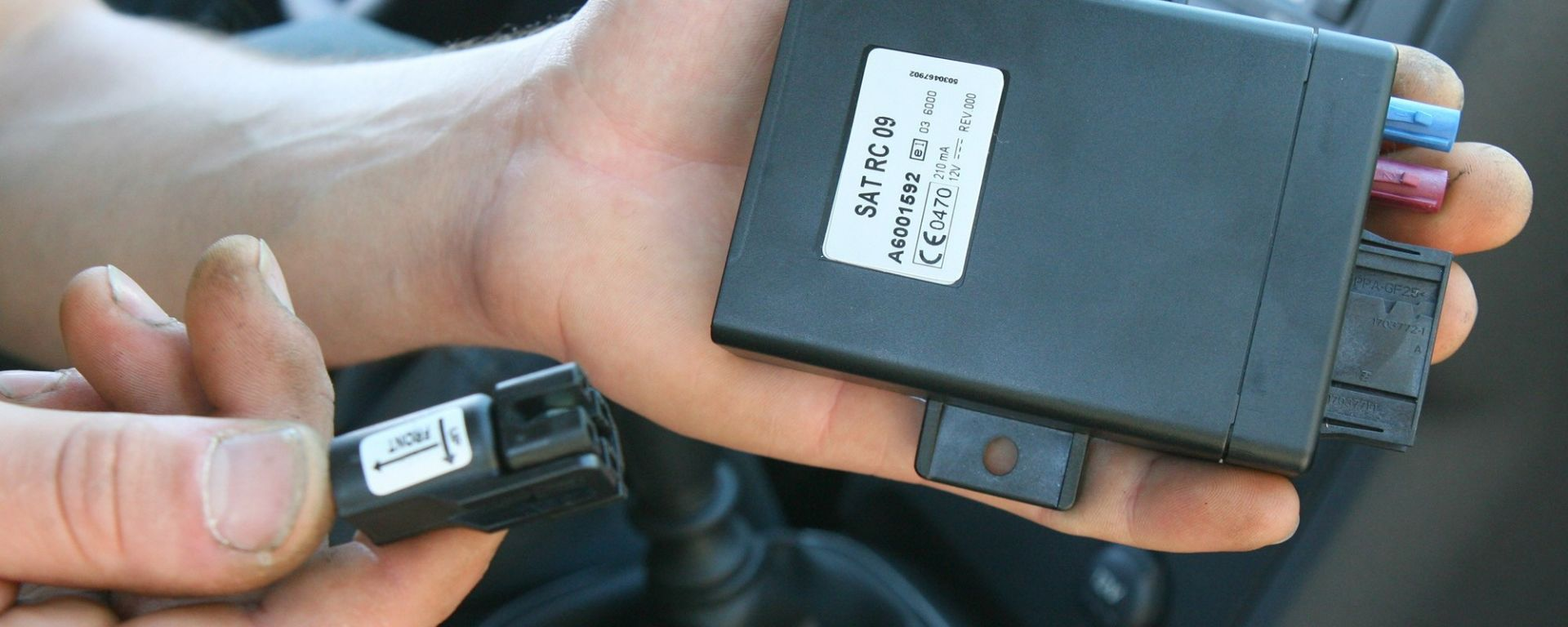 La scatola nera diventerà obbligatoria su ogni vettura