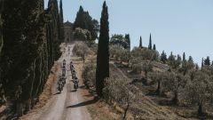 La Scrambler Experience in Toscana