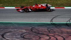 La Ferrari al GP Spagna: nuove soluzioni aerodinamiche nei test