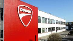 La sede Ducati