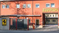 La sede Ferrari a Maranello