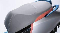 La sella del Kymco i-One DX
