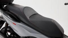 La sella del nuovo Honda Forza 300 Limited Edition