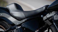 La sella della Harley-Davidson Low Rider S