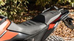 La sella della KTM 390 Adventure