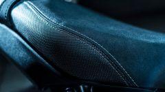La sella della Yamaha MT-09 SP