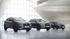 La serie N-TEC di Nissan