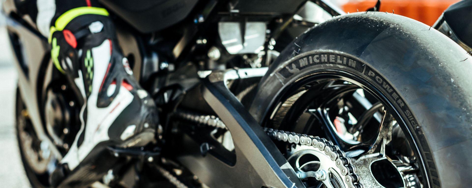 La sfida di Michelin per i prossimi anni è combattere le emissioni