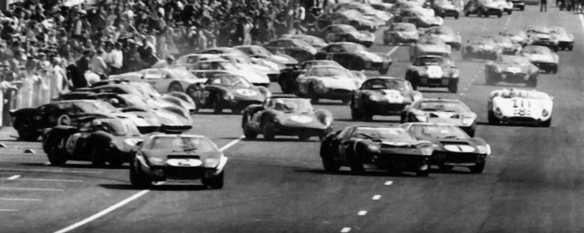Le Mans, l'epopea tra Ferrari e Ford raccontata in un libro