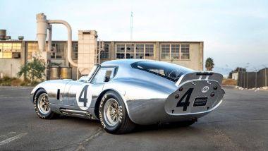 La Shelby Daytona da mito a realtà, in soli sei esemplari